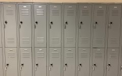 The Usage of Lockers at South Forsyth