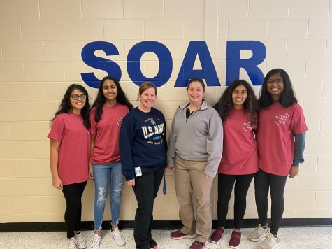 South students partner with local Medical Reserve Corps Chapter