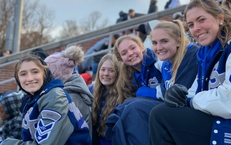 South's final meet of the season ended with excitement and good vibes. They worked hard all the way from start to finish for the team and always worked together.