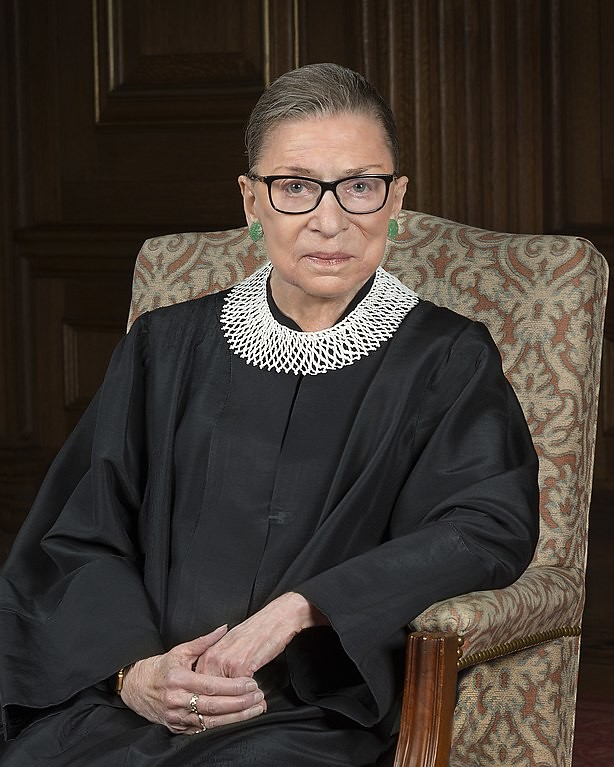 Rest in peace. Supreme Court Justice Ruth Bader Ginsburg was an influential woman who changed lives. Her successes helped many women around the world. Photo used via flickr under creative commons.