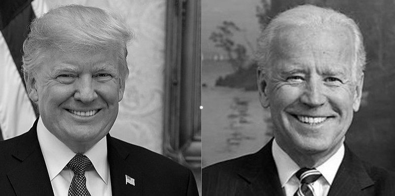 2020 Presidential Debate. Republican candidate Donald Trump and Democrat candidate Joe Biden participated in the first presidential debate of 2020. It is uncertain if/when the next debate will take place due to President Trump's COVID diagnosis.