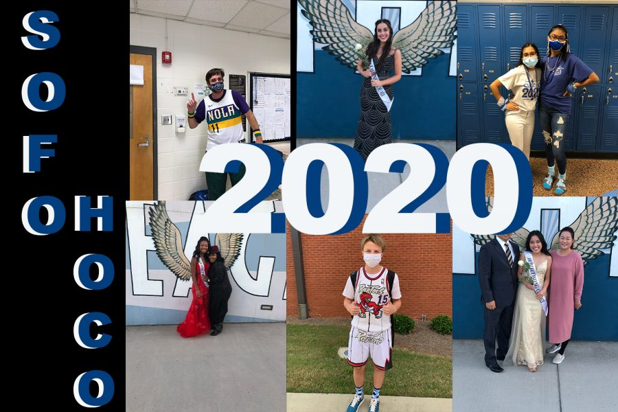 Homecoming 2020. Spirit Week, a pinnacle football game, and homecoming court filled South with festivities the week of 10/25. Despite the changes that COVID-19 brought to the school year, homecoming remained a shining constant.