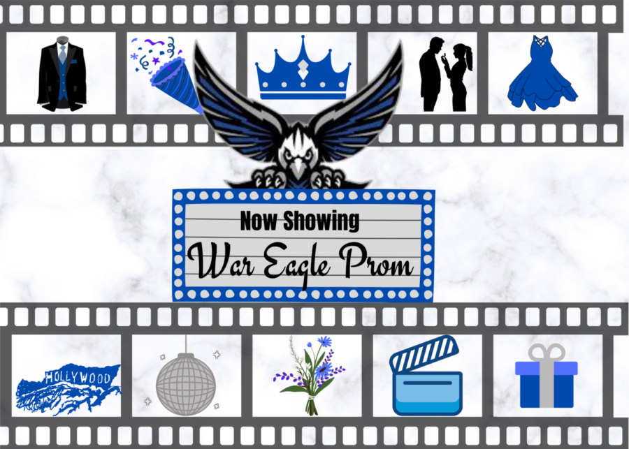 Now Showing: SFHS prom. According to the video, the theme for this year would be Hollywood. This guide shows everything you need to make the night as spectacular as possible.