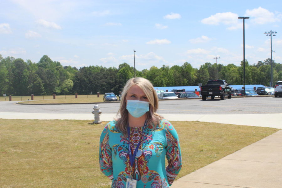 Humans of South Forsyth - Leah McGray