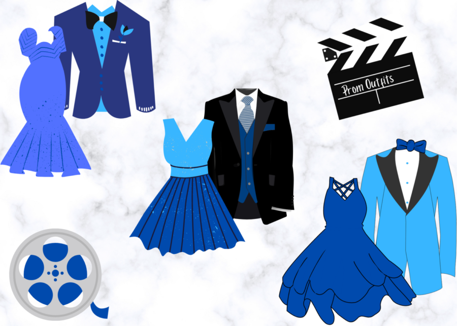 Getting Glam. With theme being Hollywood, every student has the chance to tap into their inner red-carpet diva. From Dresses to tuxes, choosing the right one can be extremely hard without the right help.