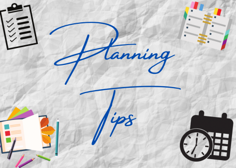 Staying organized. Many students utilize planners and other scheduling platforms to ensure they stay on top of all their activities. Students have also suggested that scheduling their week out benefits their time management skills.