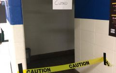 """The aftermath of an infamous challenge. On Saturday morning, South Forsyth High School administrators discover instances of vandalism in its school bathrooms due to certain students participating in the """"devious lick"""" TikTok challenge. While many bathrooms are cleaned up thanks to the efforts of our custodians, a few bathrooms are closed to fix the damages."""